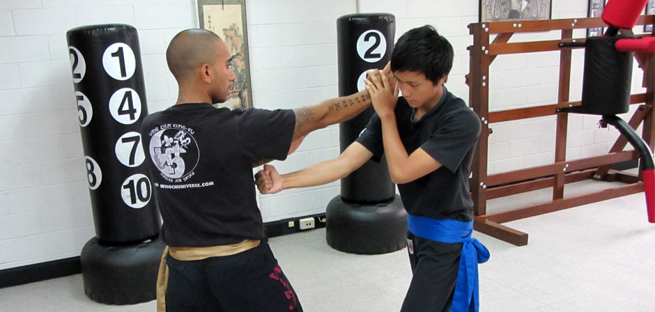 Mens Wing Chun Melbourne